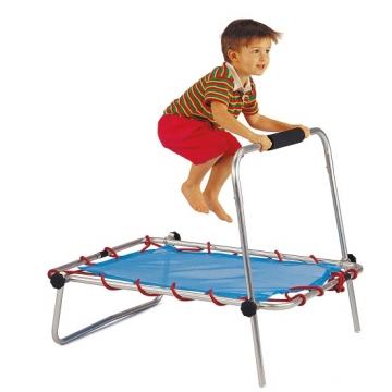Faltbares KIndertrampolin
